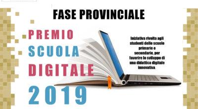 Premiazione PNSD Fase Provinciale 2019 Bari 20 febbraio 2020