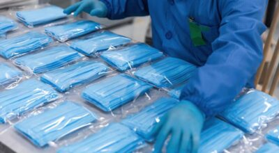 Distribuzione mascherine chirurgiche