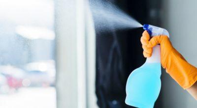 Intervento di disinfezione e sanificazione locali