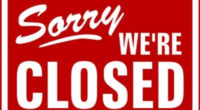 Comunicazione chiusura uffici amministrativi