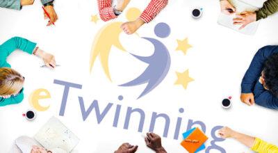 """Lancio progetto eTwinning """"Slow Healthy Living"""" evento del 21 novembre"""