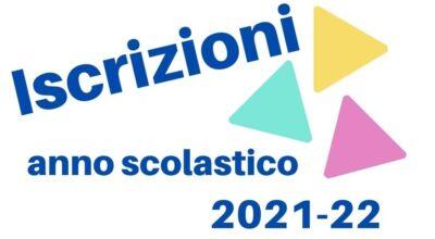 ISCRIZIONI AS 2021/2022, lunedì 25 gennaio 2021 la SEGRETERIA DIDATTICA operativa tutto il giorno…