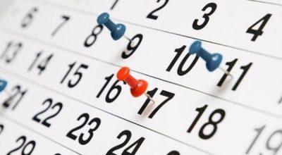 """Adattamento calendario scolastico e giornate di chiusura uffici dell'IISS """"Alpi-Montale"""""""