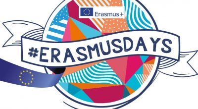 """Celebrating the Erasmus Days """"ON THE SHOULDERS OF GIANTS: P8 Activity"""""""